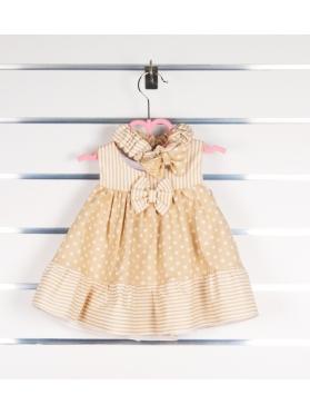 Платье ГОРОШИНКА
