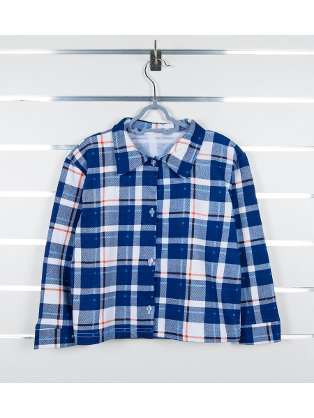 Рубашка трикотажная