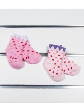 Носочки махровые для новорожденных