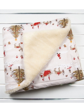 Одеяло цегейка