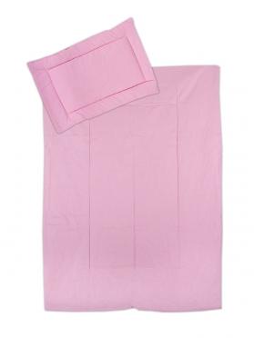 Одеяло + подушка однотон