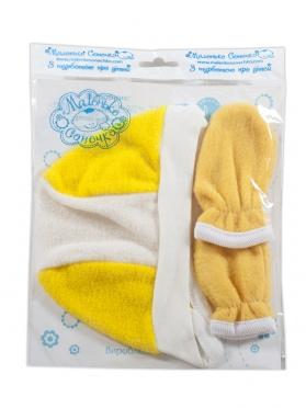 Шапка + рукавички
